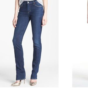 C of H Mid-Rise Straight Leg Jeans